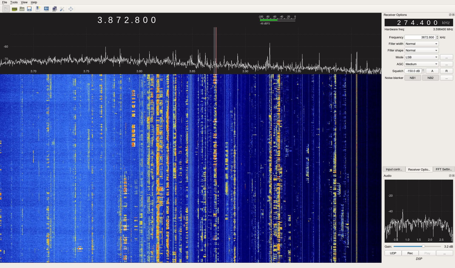 Which antennas do you have for your RTL-SDR? : RTLSDR
